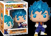 Dragon Ball Super - SSGSS Vegito Pop! Vinyl Figure