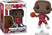 NBA Basketball - Michael Jordan Chicago Bulls Pop! Vinyl Figure
