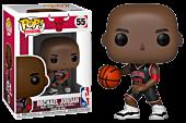 NBA Basketball - Michael Jordan Chicago Bulls Black Uniform Funko Pop! Vinyl Figure
