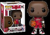 NBA Basketball - Michael Jordan Chicago Bulls Rookie Uniform Funko Pop! Vinyl Figure.