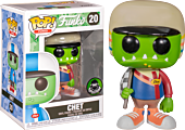 Fantastik Plastik - Chet Green Funko Pop! Vinyl Figure (Popcultcha Exclusive).