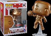 NBA Basketball - Michael Jordan Bronzed Pop! Vinyl Figure