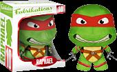 """Teenage Mutant Ninja Turtles (TMNT) - Raphael 6"""" Fabrikations Plush"""