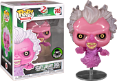 Ghostbusters - Scary Library Ghost Translucent Funko Pop! Vinyl Figure (Popcultcha Exclusive).