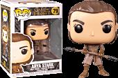 Game of Thrones - Arya Stark with Two-Headed Spear Funko Pop! Vinyl Figure.