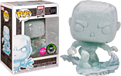 X-Men - Iceman First Appearance Flocked 80th Anniversary Pop! Vinyl Figure (Popcultcha Exclusive)