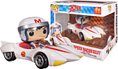 Speed Racer - Speed Racer with Mach 5 Pop! Rides Vinyl Figure