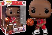 "NBA Basketball - Michael Jordan 10"" Pop! Vinyl Figure"