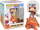 Naruto: Shippuden - Jiraiya on Toad Pop! Rides Vinyl Figure