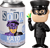The Green Hornet (1966) - Kato Vinyl SODA Figure in Collector Can (Popcultcha Exclusive)