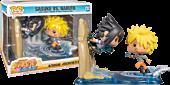 Naruto: Shippuden - Naruto vs Sasuke TV Moments Pop! Vinyl Figure 2-Pack