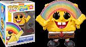 SpongeBob SquarePants - SpongeBob SquarePants with Rainbow Diamond Glitter Pop! Vinyl Figure