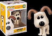 Wallace and Gromit - Gromit Pop! Vinyl Figure