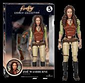 """Firefly - Zoe Washburne 7"""" Legacy Action Figure"""