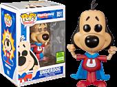 Underdog - Underdog Pop! Vinyl Figure (2021 Spring Convention Exclusive) (Popcultcha Exclusive)