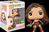 Wonder Woman 1984 - Wonder Woman with Tiara Boomerang Pop! Vinyl Figure (2021 Spring Convention Exclusive)