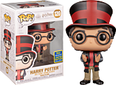 Harry Potter - Harry Potter at Quidditch World Cup Pop! Vinyl Figure (2020 Summer Convention Exclusive) (Popcultcha Exclusive)