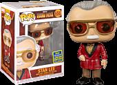 Iron Man - Stan Lee as Hugh Hefner Cameo Pop! Vinyl Figure (2020 Summer Convention Exclusive)