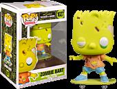 The Simpsons - Zombie Bart Simpson Funko Pop! Vinyl Figure