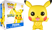 "Pokemon - Pikachu 18"" Pop! Vinyl Figure"