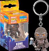 Godzilla vs Kong - Kong with Scepter Pocket Pop! Vinyl Keychain