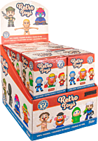 Hasbro - Retro Toys Mystery Minis TG Exclusive Blind Box (Display of 12)