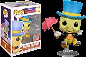 Pinocchio - Jiminy Cricket Pop! Vinyl Figure (2020 Fall Convention Exclusive)