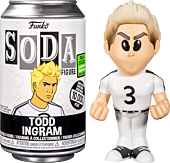 Scott Pilgrim vs The World - Todd Ingram Vinyl SODA Figure in Collector Can (2021 Spring Convention Exclusive) (Popcultcha Exclusive)