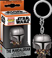 Star Wars: The Mandalorian - The Mandalorian Pocket Pop! Vinyl Keychain