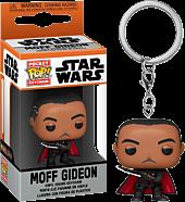 Star Wars: The Mandalorian - Moff Gideon Pocket Pop! Vinyl Keychain