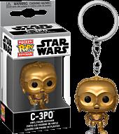 Star Wars - C-3PO Pocket Pop! Vinyl Keychain