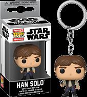 Star Wars - Han Solo Pocket Pop! Vinyl Keychain