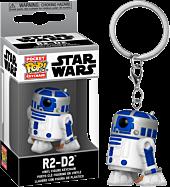 Star Wars - R2-D2 Pocket Pop! Vinyl Keychain