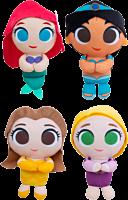 "Disney Princess - Ultimate Disney Princess 4"" Plush Bundle (Set of 4)"