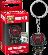 Fortnite - The Scientist  Pocket Pop! Vinyl Keychain
