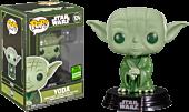 Star Wars - Yoda Military Green Pop! Vinyl Figure (2021 Spring Convention Exclusive)