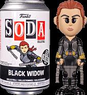 Black Widow - Black Widow Vinyl SODA Figure in Collector Can (2021 Wondrous Convention Exclusive) (Popcultcha Exclusive)
