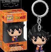 Dragon Ball Z - Goku with Kamehameha Pocket Pop! Vinyl Keychain