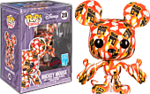 Mickey Mouse - Mickey Mouse Trains Artist Series Pop! Vinyl Figure with Pop! Protector