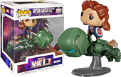 Marvel: What If…? - Captain Carter and the Hydra Stomper Year of the Shield Deluxe Pop! Vinyl Figure
