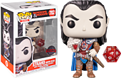 Dungeons & Dragons - Strahd Pop! Vinyl Figure with Dice