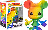 Mickey Mouse - Minnie Mouse Rainbow Pride Pop! Vinyl Figure (Popcultcha Exclusive)