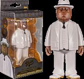 "Notorious B.I.G. - Notorious B.I.G in White Suit 5"" Gold Premium Vinyl Figure"