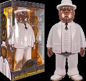"Notorious B.I.G. - Notorious B.I.G in White Suit 12"" Gold Premium Vinyl Figure"