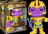 Marvel: Blacklight - Thanos Blacklight Pop! Vinyl Figure