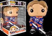 "NHL Hockey - Wayne Gretzky Edmonton Oilers Blue Jersey 10"" Pop! Vinyl Figure"