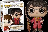 Harry Potter - Harry Potter Quidditch Pop! Vinyl Figure