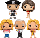 Fast Times at Ridgemont High - Pizza Party Funko Pop! Vinyl Bundle (Set of 5).