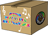 Funko Poplandia Mystery Box - Music (Box of 6 Mystery Pop! Vinyl Figures)