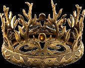 Game of Thrones - Tommen Baratheon Crown Mini Replica
